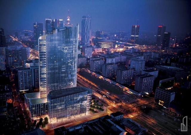 """Kilkanaście wieżowców, w tym część ponad 150-metrowych. Na Woli już teraz stanęły gigantyczne biurowce, a budowa wciąż trwa. W 2020 roku w dzielnicy będzie 1,2 mln m kw. biur. To więcej niż w niejednym dużym europejskim mieście. Najwyższe z nich do Warsaw Spire (220 m) oraz WTT (208 m). Budują się kolejne """"dwustumetrowce"""", a także Varso – czyli najwyższy budynek w Unii Europejskiej."""