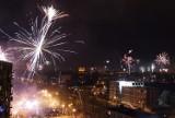 Zobacz, jak w Inowrocławiu przywitano Nowy Rok! [zdjęcia]