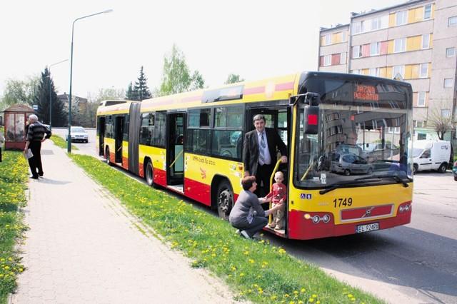 Z Łodzi do Brzezin już niedługo będzie można dojechać autobusem linii 53.
