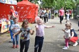 Dzień Dziecka 2021. Najmłodsi mieszkańcy Wągrowca bawili się w amfiteatrze