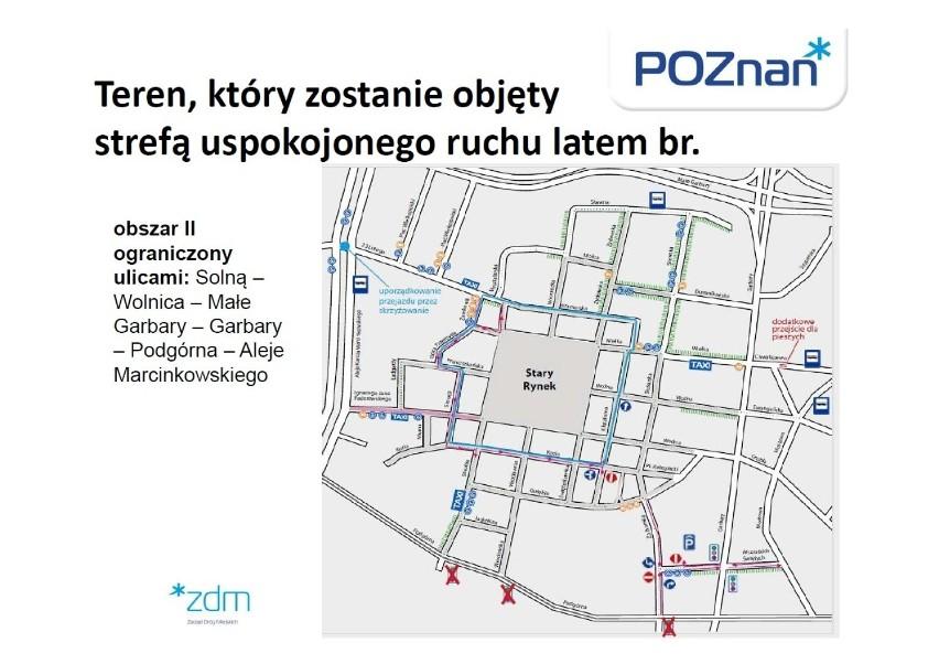 Duże zmiany w centrum Poznania! Sprawdź, co się zmieni już latem!