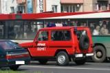 Hełmy strażackie niezdatne do użytku były niszczone