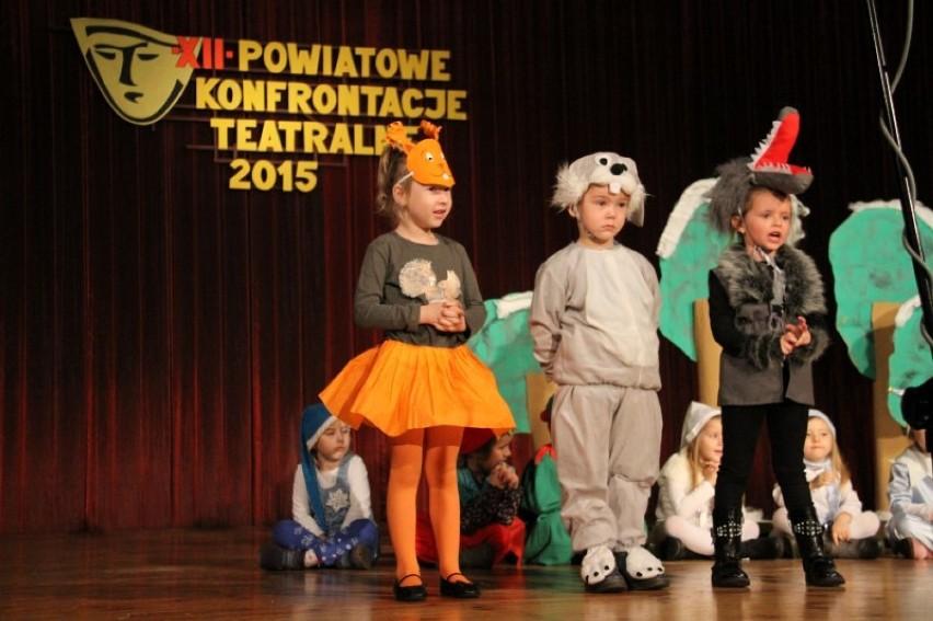 Wręczyca: Powiatowe Konfrontacje Teatralne za nami [FOTO]