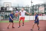Piłkarska reprezentacja Polski bezdomnych zagrała w Lubiczu
