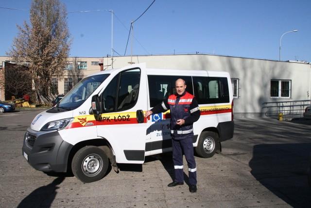 W dniu wyborów osoby niepełnosprawne będzie woziło osiem samochodów Zakładu Przewozu Osób Niepełnosprawnych MPK