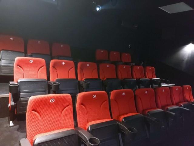 Chrzypsko Wielkie. Po 46 latach do Chrzypska Wielkiego powróciło… kino. Jest tuż za rogiem. W piątek 23 lipca zostało otwarte.