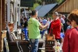 Galicyjska Graciarnia po raz pierwszy w tym roku. Zobacz, co można było kupić na Galicyjskim Rynku w Sanoku [ZDJĘCIA]