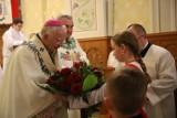 Podhale. Metropolita krakowski modlił się z góralami z Białki Tatrzańskiej i Zębu