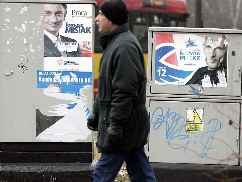 Wrocław Miasto Ogłosiło Gdzie Wolno Wieszać Plakaty