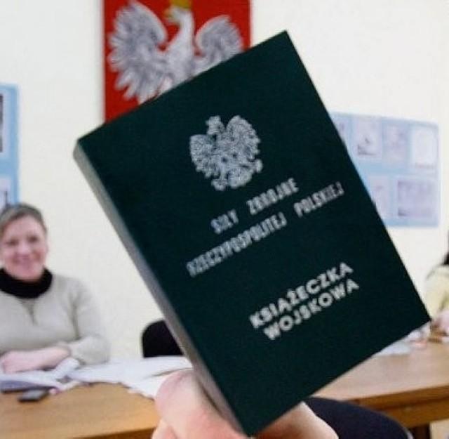 Kwalifikacja wojskowa w powiecie nowodworskim