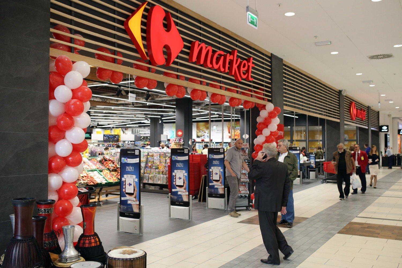 Galeria Kazimierz Supermarket Carrefour Premium Juz Otwarty