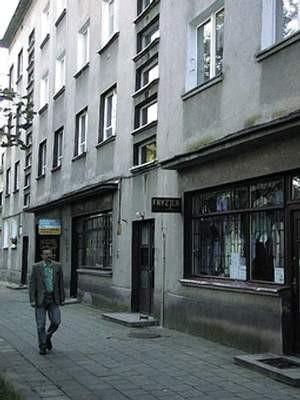 Budynek przy ulicy Piłsudskiego 23 w Chrzanowie. To tutaj miał powstać lokal gastronomiczny, w którym byłby sprzedawany alkohol.   Fot. Agnieszka FILIPOWICZ