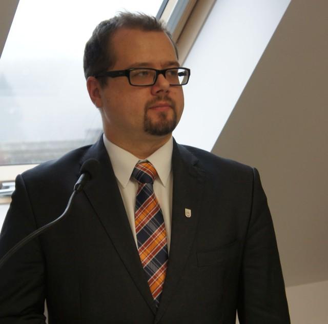 Paweł Mikołajewski, burmistrz Białego Boru