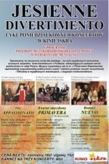 Koncert Jesienne Divertimento. Wystąpi kwartet NUEVO
