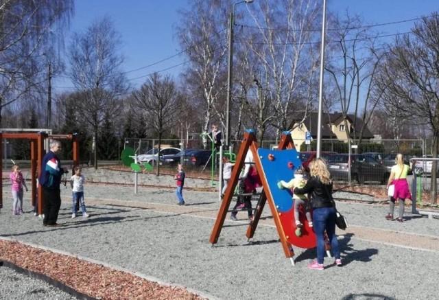 Pierwsza część parku Zasole oddana została do użytku w 2017 roku
