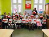 ZSP w Przyprostyni. Przedszkole Stefanowo - biało-czerwone święta majowe 2021 [Zdjęcia]