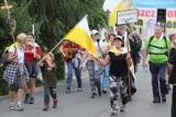 Pielgrzymi z Bydgoszczy idą do Częstochowy. Po drodze zawitali do Radziejowa