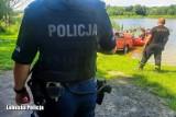 Z jeziora Trzcinno obok Świebodzina wyłowiono starszego mężczyznę. Niestety, mimo reanimacji nie udało się go uratować