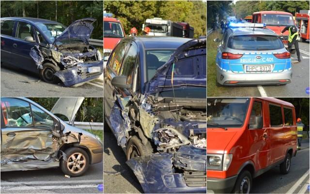 Wypadek we Włocławku