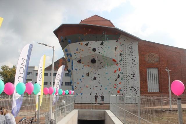 Bytomskie Centrum Sportów Wspinaczkowych i Siłowych otwiera dla mieszkańców strefę zewnętrzną. Zobacz zdjęcia >>>
