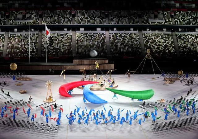 Ceremonia otwarcia paraolimpiady Tokio 2020