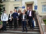 Gimnazjum Nr 1 na Międzynarodowej Olimpiadzie Europejskiej w Łucku!