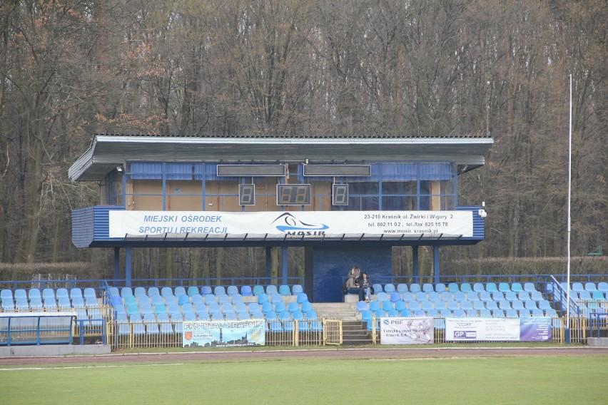 Stadion Mosir W Kraśniku Zbudują Nową Szatnię Będzie Też