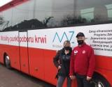 Listopadowy pobór krwi w Połchowie. W czasach koronawirusa w gminie Puck nadal pomagają. Dziś krew oddało 28 osób | ZDJĘCIA