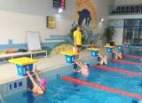 Zawody pływackie na zakończenie wakacji