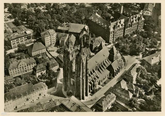 Lata 1930-1935 Katedra wrocławska