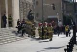 Dym na Uniwersytecie Ekonomicznym przy al. Niepodległości w Poznaniu. Zarządzono ewakuację [ZDJĘCIA]