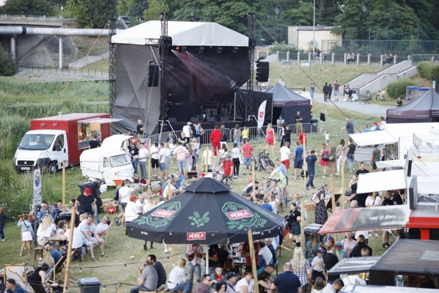 Drugi dzień imprezy na Bulwarze Nadwarciańskim w Koninie