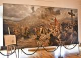 """Muzeum Piastów Śląskich w Brzegu zakupiło szkice kompozycyjne do """"Polonii"""", monumentalnego obrazu Jana Styki"""