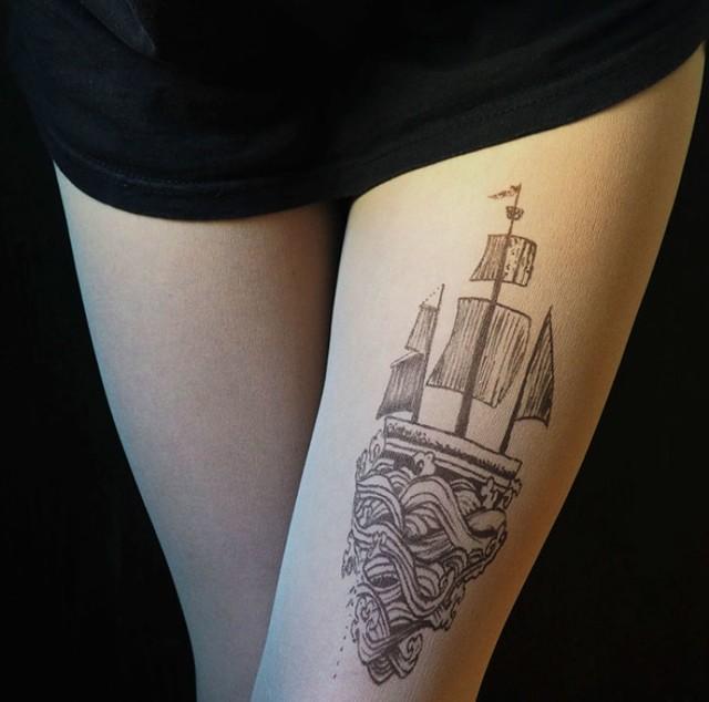 Brakuje Wam odwagi na tatuaż? No to zobaczcie to!