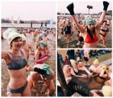 Siemiatycze. Pół tysiąca morsów z całej Polski spotkało się na wielkim zlocie miłośników zimowych kąpieli (ZDJĘCIA)