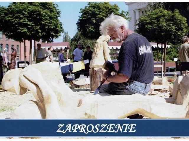 Jan Czupryniak w trakcie pracy podczas jednego z plenerów. Kiedy te czasy wrócą? Bardzo za nimi wszyscy tęsknimy
