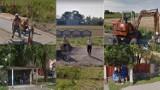 Mieszkańcy gminy Biała na Google Street. Najlepsze ujęcia