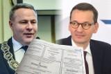 """Prezydent Bydgoszczy będzie wysyłać nekrologi do premiera Morawieckiego. """"DK nr 10 to droga śmierci, czas to zmienić"""" - mówi Rafał Bruski"""