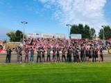 Wilki z Krosna rozszarpane na stadionie Ostrowa Wielkopolskiego