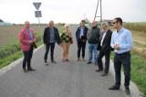 Odebrali zmodernizowane drogi w gminie Krotoszyn [ZDJĘCIA]
