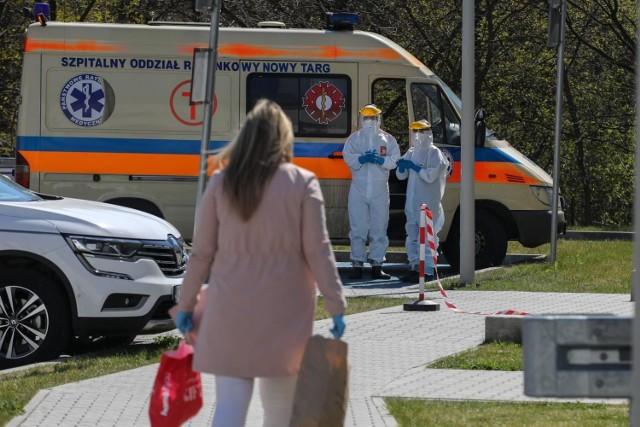 W niedzielę odnotowano 440 zakażeń w Małopolsce