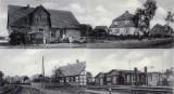 Podstargardzkie miasteczka i wsie na dawnych POCZTÓWKACH. Tak wyglądały nawet ponad 100 lat temu