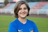 Piłkarka SWD Wodzisław nagrała piosenkę o koronawirusie. Oliwia Kąsek w czwartek zaśpiewa w TVP