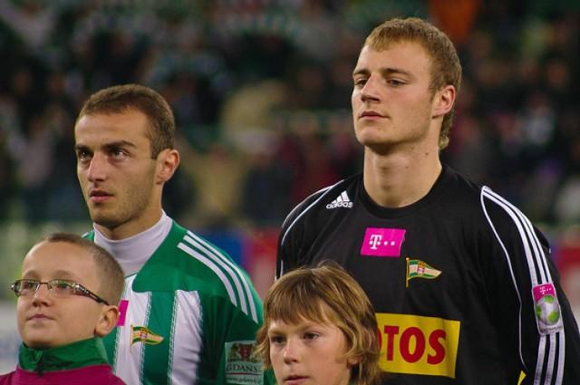 Wojciech Pawłowski, były bramkarz Lechii Gdańsk, zaprezentował ...