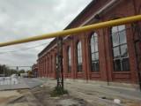 Muzeum Hutnictwa w Chorzowie. Trwają prace budowlane i adaptacyjne. Zmieni się także teren w pobliżu muzeum