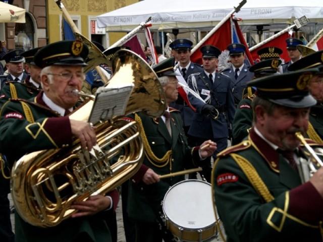 W tym roku w programie obchodów 3 maja m.in. koncert Orkiestry Reprezentacyjnej Sił Powietrznych