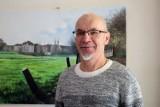 Grzegorz Fijałkowski, wystawa w legnickim Domu Kultury Atrium