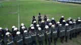 Stargard pełen policjantów. W akcji II Kompania Nieetatowego Pododdziału Policji