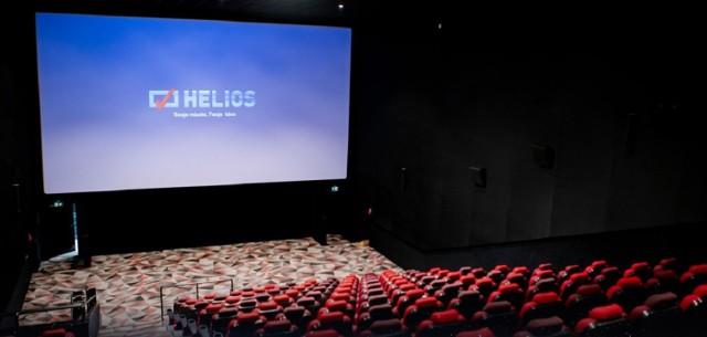 Kino Helios wkrótce otworzy swoje podwoje
