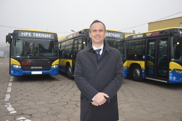 Jerzy Wiatr przez 14 lat był prezesem tarnowskiego MPK. Teraz oznajmił, że żegna się z tym stanowiskiem
